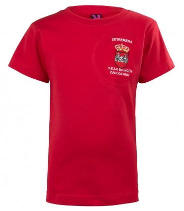 Camiseta Algodón Manga Corta Carlos Ruiz