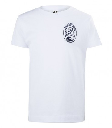 Camiseta Algodón Manga Corta Miguel de Cervantes