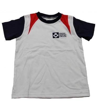 Camiseta Colegio Sagrado Corazón Venta de Baños