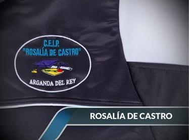 Uniforme Para Colegio Rosalía de Castro