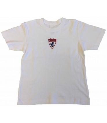 Camiseta Manga Corta Colegio Mirasierra