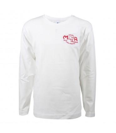 Camiseta Bordada Manga Larga Manuela Malasaña