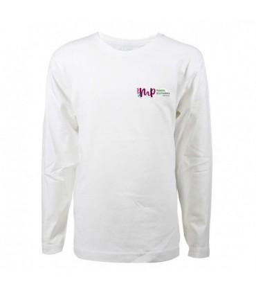 Camiseta Manga Larga Algodón Misioneras de la Providencia de Ciudad Rodrigo.