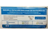 Mascarilla Homologada con Equivalencia FFP2 CSC Capuchinos