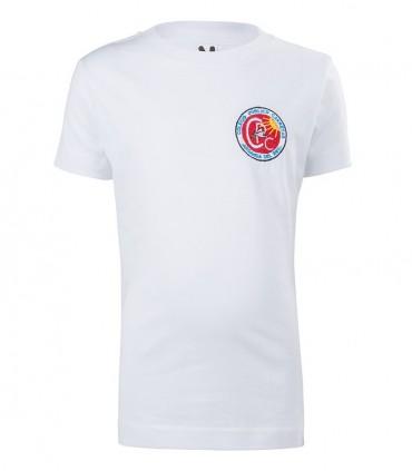 Camiseta Algodón Manga Corta Carretas