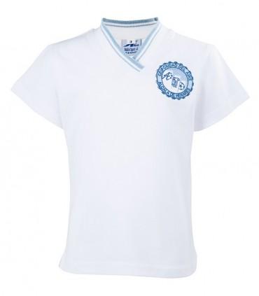 Camiseta Piqué Manga Corta Ciudad del Aire