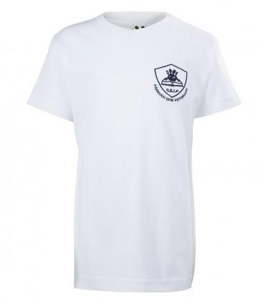 Camiseta Algodón Manga Corta Párroco Don Victoriano