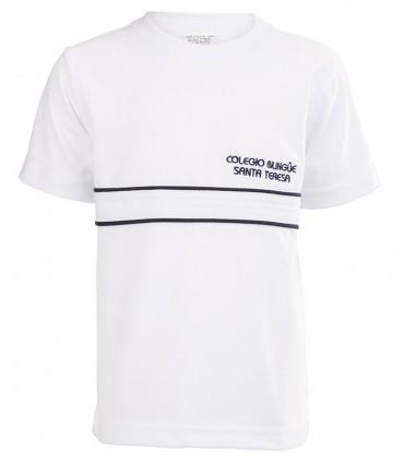 4b8a5a50bb Camiseta Manga Larga Uniforme Escolar del Colegio Santa Teresa de Jesús