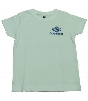 Camiseta Algodón Manga Corta CSC Capuchinos