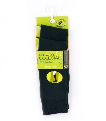 Reserva Calcetines hasta la rodilla verdes (dos pares)