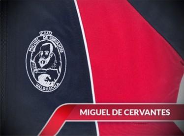 Uniforme Para Colegio Miguel de Cervantes