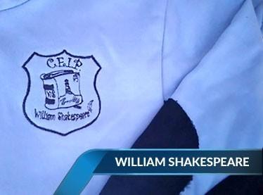Uniformes para el Colegio William Shakespeare