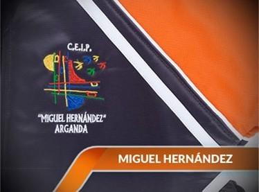 Uniforme Para Colegio Miguel Hernández