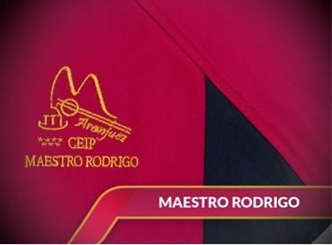 Uniforme Para Colegio Maestro Rodrigo
