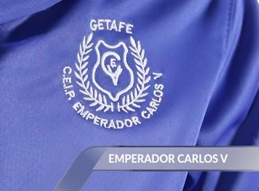 Uniforme Para Colegio Emperador Carlos V