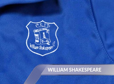 Uniformes para el Colegio William Shakespeare